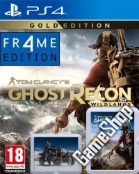 Tom Clancys Ghost Recon Wildlands FR4ME Gold Edition AT uncut + 3 Bonus DLCs