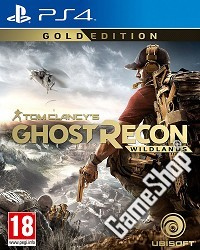 Tom Clancys Ghost Recon Wildlands Gold Edition uncut (PS4)