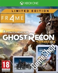 Tom Clancys Ghost Recon Wildlands Limited FR4ME Edition uncut + Bonusmission (Xbox One)