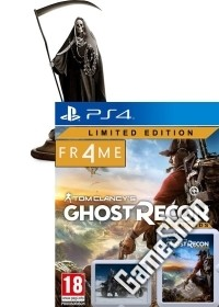 Tom Clancys Ghost Recon Wildlands FALLEN ANGEL Collectors Edition uncut inkl. Figur (25 cm) (PS4)