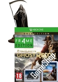 Tom Clancys Ghost Recon Wildlands FALLEN ANGEL Collectors Gold Edition uncut inkl. Figur (25 cm) (Xbox One)