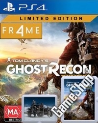 Tom Clancys Ghost Recon Wildlands Limited Edition AT uncut + Bonusmission