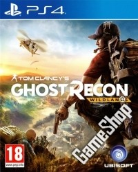 Tom Clancys Ghost Recon Wildlands EU uncut (PS4)