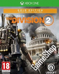 Tom Clancys The Division 2 Gold uncut (Xbox One)