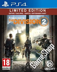 Tom Clancys The Division 2 Limited Edition uncut (PS4)