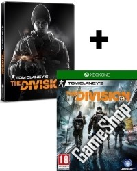 Tom Clancys The Division Steelbook Edition uncut inkl. 3 Bonus DLCs (Xbox One)