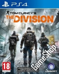 Tom Clancys The Division uncut (PS4)