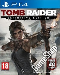 Tomb Raider Definitive Edition AT uncut (PS4)