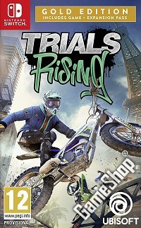 Trials Rising Gold Edition inkl. Preorder Boni (Nintendo Switch)