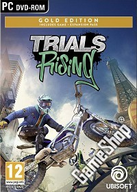 Trials Rising Gold Edition inkl. Preorder Boni (PC)
