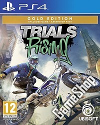 Trials Rising Gold Edition inkl. Preorder Boni (PS4)