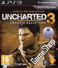 Uncharted 3: Drakes Deception Game Of The Year uncut