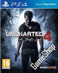 Uncharted 4: A Thiefs End uncut inkl. DLCs