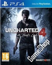 Uncharted 4: A Thiefs End uncut