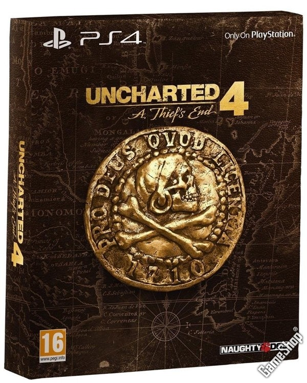 uncharted 4 uncut