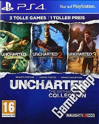 Uncharted: The Nathan Drake Collection 1-3 AT PEGI uncut (PS4)