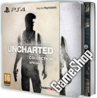 Uncharted: The Nathan Drake Collection Special Edition uncut