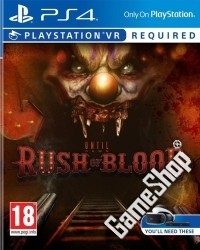 Until Dawn: Rush of Blood VR uncut