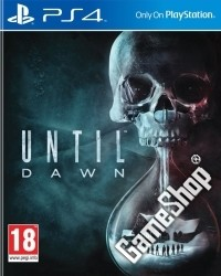 Until Dawn EU uncut (PS4)