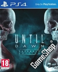 Until Dawn Extended uncut (exklusiv)