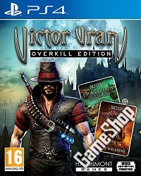 Victor Vran Overkill Edition (PS4)