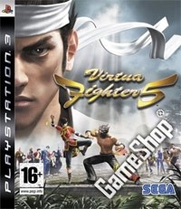 Virtua Fighter 5 essentials