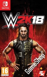 WWE 2K18 AT Edition (Nintendo Switch)