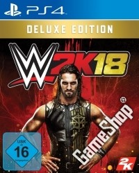 WWE 2K18 Deluxe AT Edition