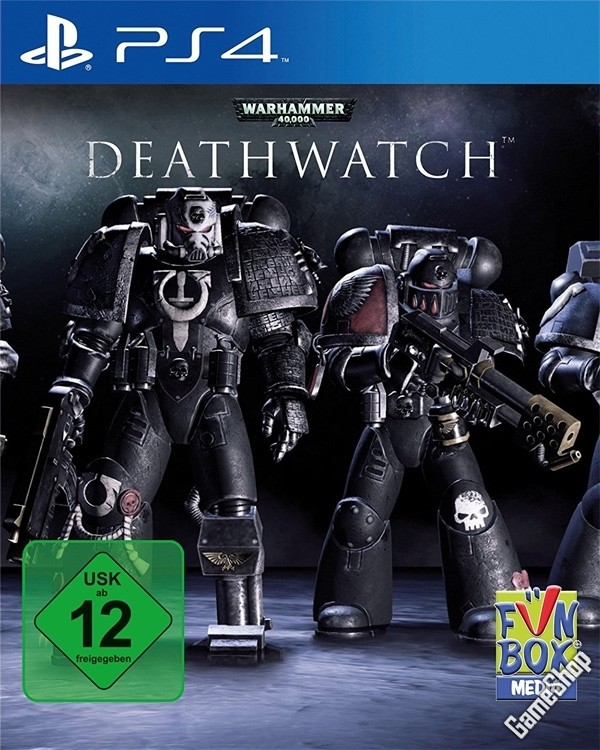 ps4 warhammer deathwatch. Black Bedroom Furniture Sets. Home Design Ideas