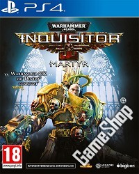 Warhammer 40.000: Inquisitor - Martyr (PS4)