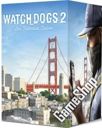 Watch Dogs 2 San Francisco Collectors Edition uncut