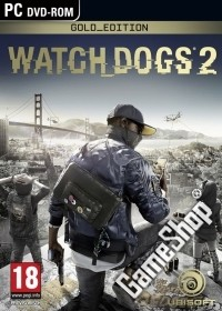 Watch Dogs 2 AT Bonus Gold Edition uncut inkl. Bonusmission