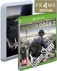 Watch Dogs 2 FR4ME Gold Edition AT uncut inkl. Bonusmission