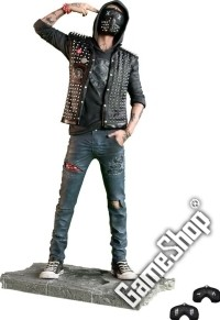 Watch Dogs 2: The Wrench Figur (24 cm)