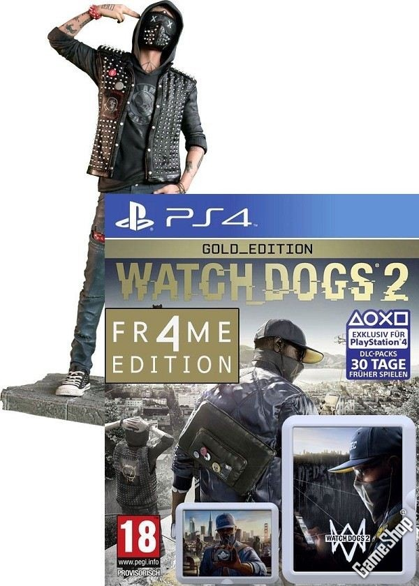 Watch Dogs  Gold Edition Ps