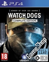 Watch Dogs Complete EU uncut Edition (PS4)