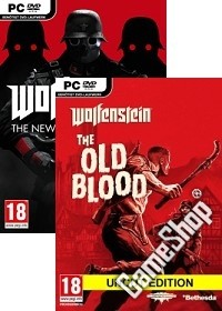 Wolfenstein: die komplette Operation: The New Order + Old Blood EU uncut + Nazi Zombie Mode (PC)