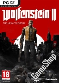 Wolfenstein II: The New Colossus Standard Edition EU uncut (PC)