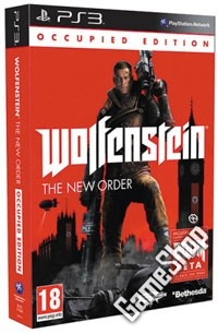 Wolfenstein: The New Order Occupied EU uncut (PS3)