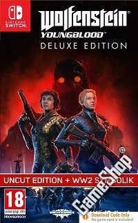Wolfenstein: Youngblood EU Deluxe Edition uncut (Nintendo Switch)