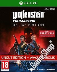 Wolfenstein: Youngblood EU Deluxe Edition uncut (Xbox One)