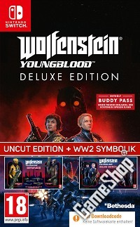 Wolfenstein: Youngblood EU Legacy Deluxe Edition uncut + 10 DLCs (Nintendo Switch)