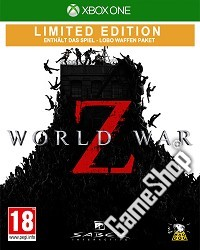 World War Z Limited Edition uncut (Xbox One)