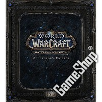 World of Warcraft: Battle of Azeroth Collectors Edition (PC)