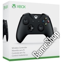Xbox One Black Wireless Controller S