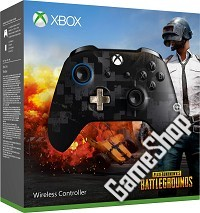 Xbox One Branded Wireless Controller PUBG Limited Edition (Xbox One)