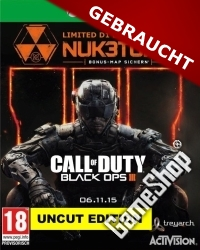 Call Of Duty Black Ops 3 AT uncut (Xbox One)