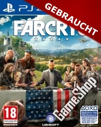 Far Cry 5 uncut (PS4)