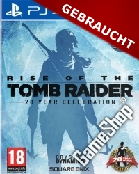 Rise of the Tomb Raider 20 Year Celebration EU uncut (PS4)