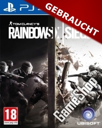 Tom Clancys Rainbow Six Siege uncut (PS4)
